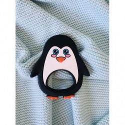 Gryzak silikonowy Pingwin...